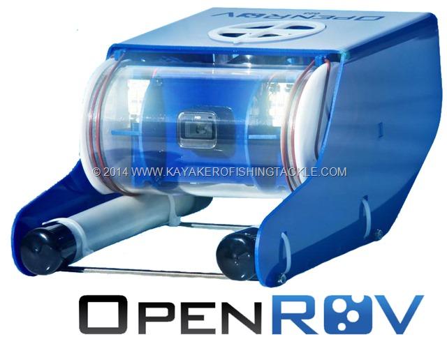 OpenROV drone subacqueo ac