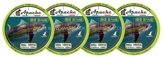 Apache-bobine