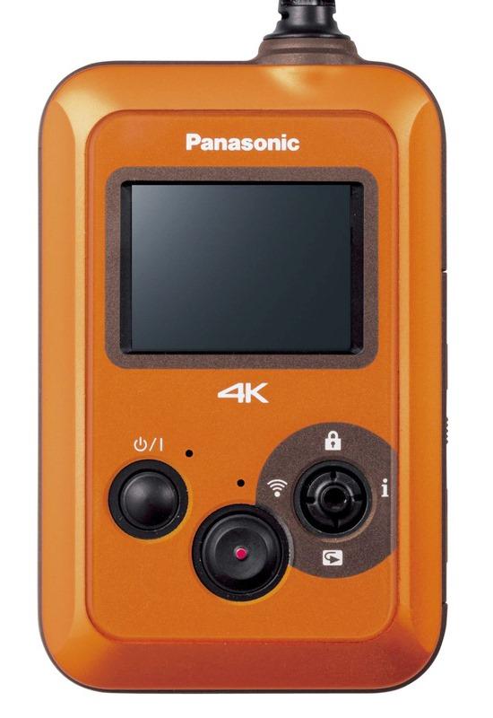 Panasonic 4K corpo e LCD.105