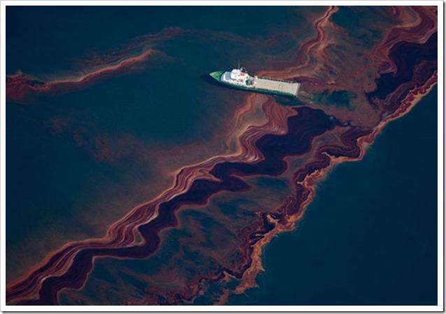 Petrolio in mare Deepwater