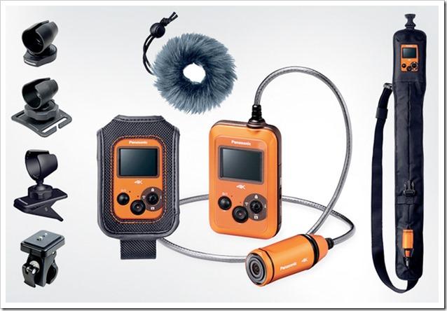 panasonic4k accessori