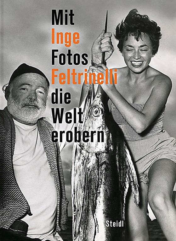 Hemingway visto da inge feltrinelli for Riviste feltrinelli