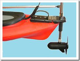 SKIMMER Kayak Motor 17 lb