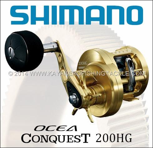 Ocea-Conquest-200HG