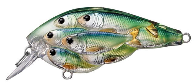 Yarling-Live-bait-Ball--crank-bait