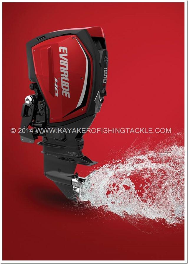Evinrude HQ 250