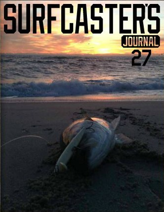 SURF CASTER JOURNAL 1