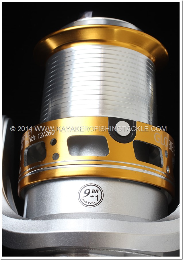 TEBEN-Golgen-Eagle-GE-6000-bobina