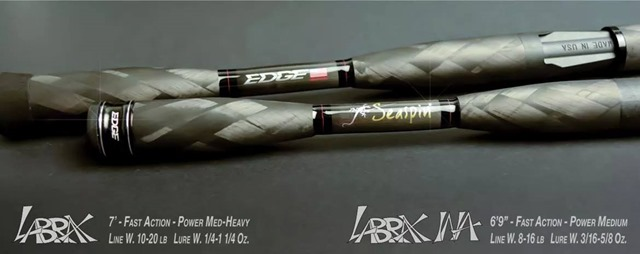Labraxina EDGE 2