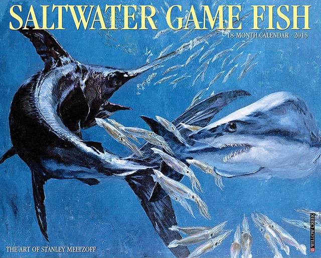 Saltwater Game Fish 2015
