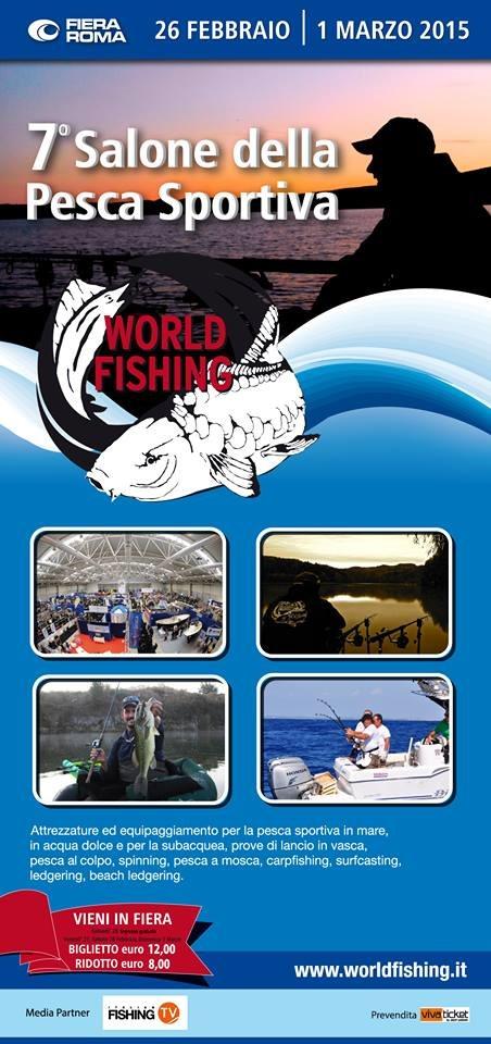 WORLD FISHING