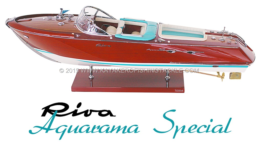 Riva aquarama special modellino for Motoscafo riva aquarama