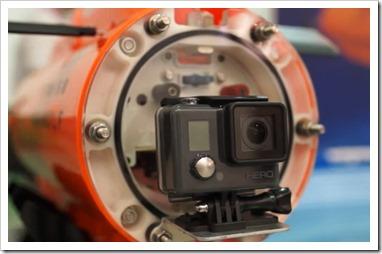 SEA-WOLF-Rov-per-GoPro-alloggiamento-anteriore