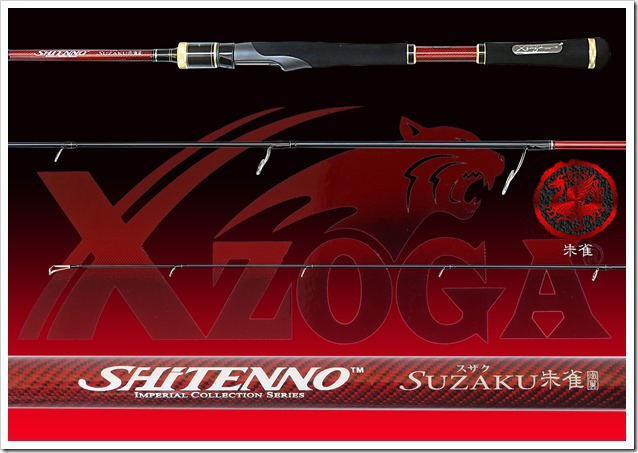 XZOGA-Suzaku-spinning-rod-cover