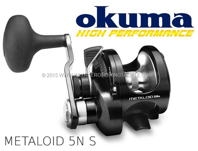 Okuma-Metaloid-5N-S-cover