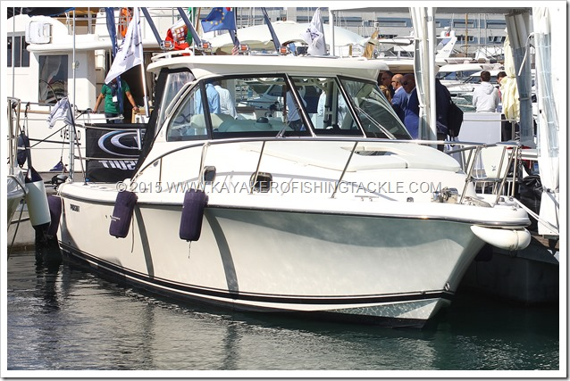 Salone-Nautico-55-2015-Pursuit-OS-315-still