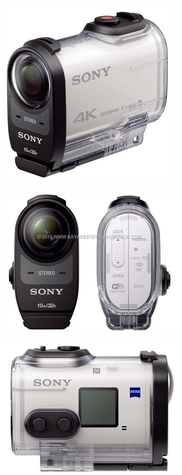 SONY-FDR-1000V-viste-globali