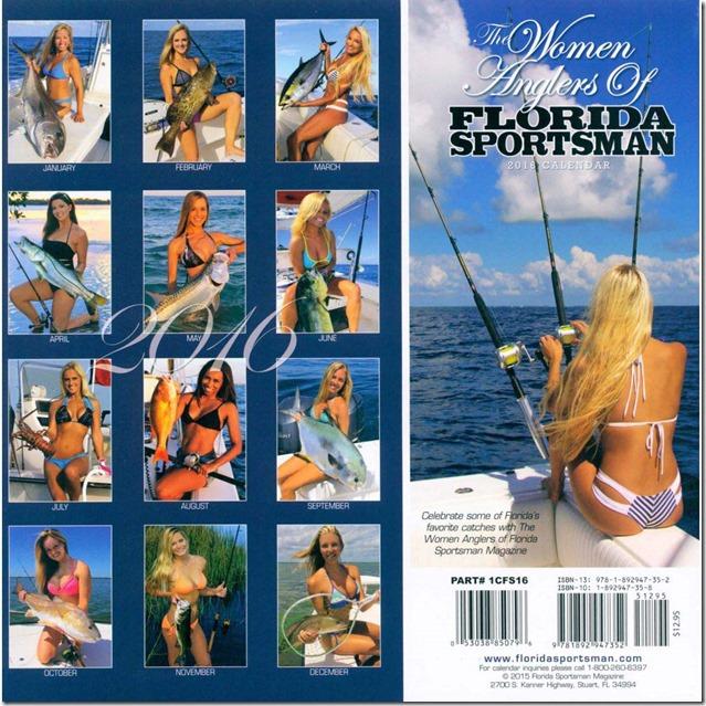 Florida Sportsman Calendar 2016 2