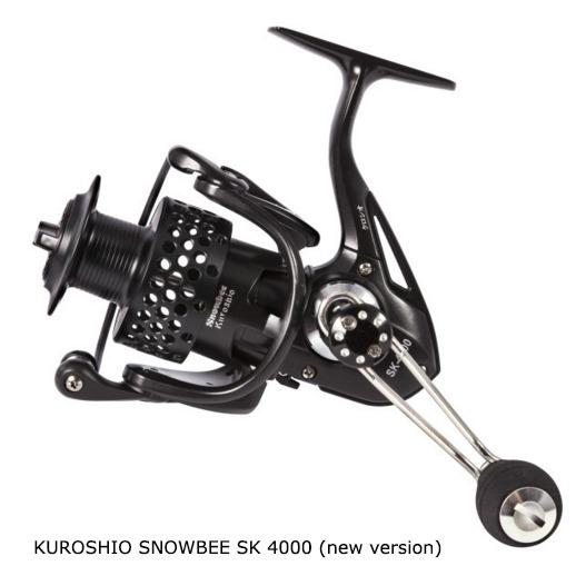 Kuroshio-Snowbee-SK-4000