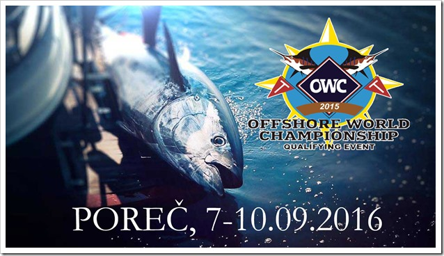 OWC Tuna Tournament a Porec in Croatia