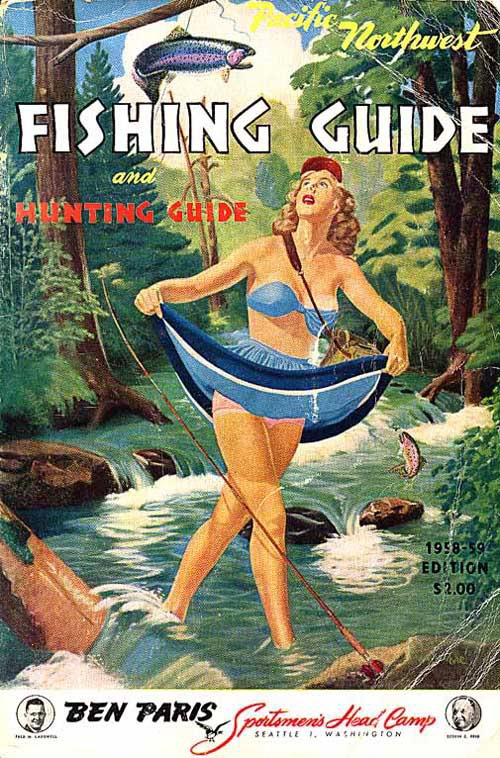 A Fishing Guide catalogo