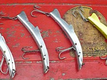 RUSSEL-LURES-vintage collection