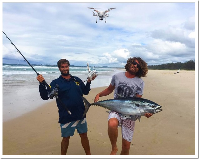 Drone tuna 2