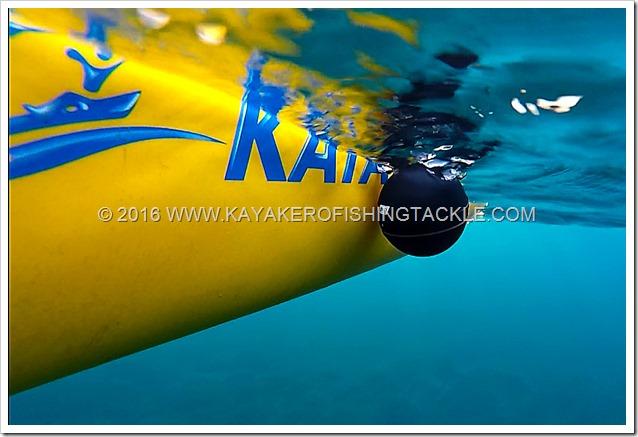 Deeper dal kayak