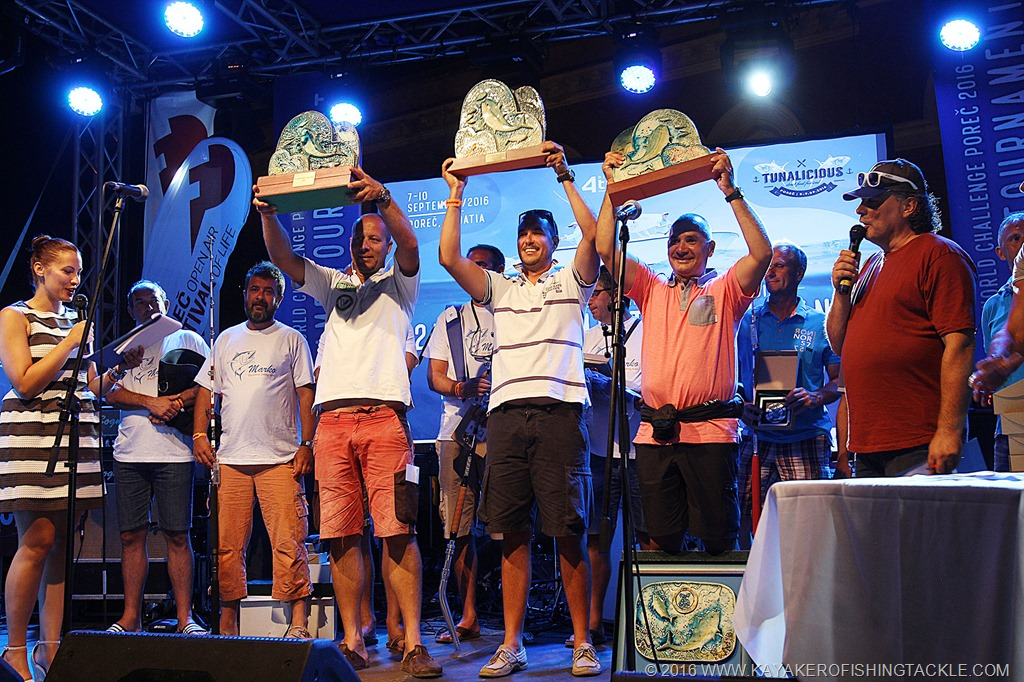 Offshore World Challenge Poreč 2016
