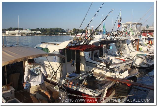 Imbarcazioni-fishing-a-Parenzo