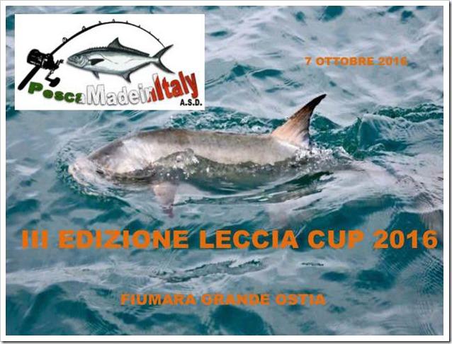 Leccia Cup 2016