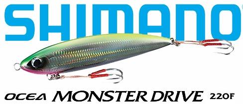 Shimano Ocea Monster Drive 220F