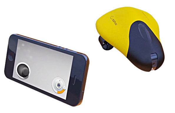 Ziphius-Azorean smartphone control