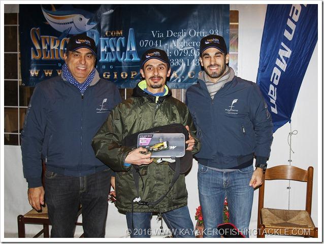 Eging-Sergio-Pesca--premiazione-gadget-terzo-classificato