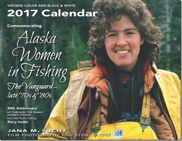 Alaska Fishing Women