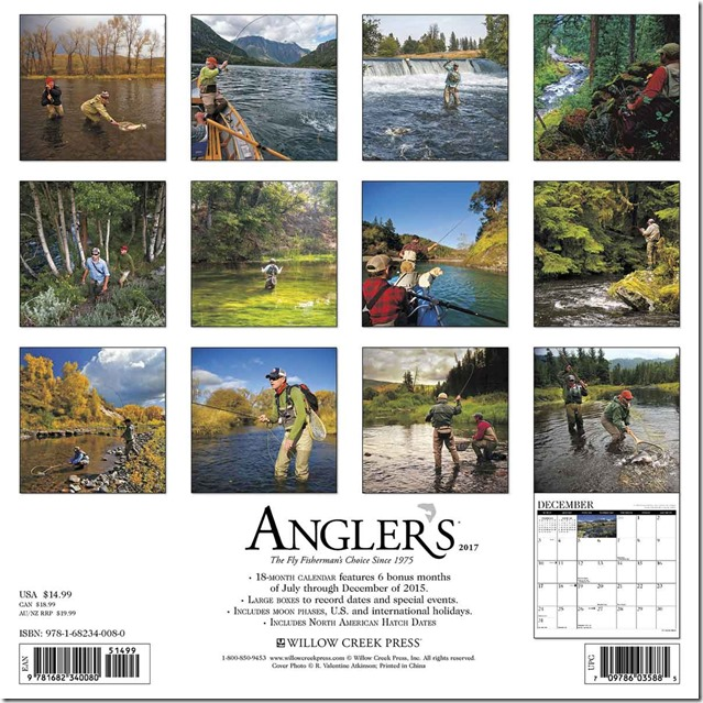 Anglers 2017 retro