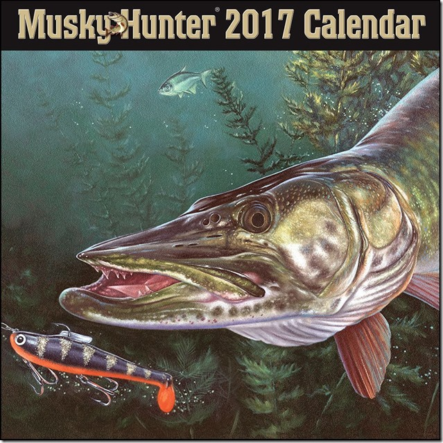 Musky-Hunter-Wall-Calendar