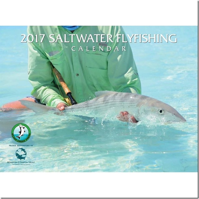 Saltwater-Fly-Fishing-Wall-Calendar