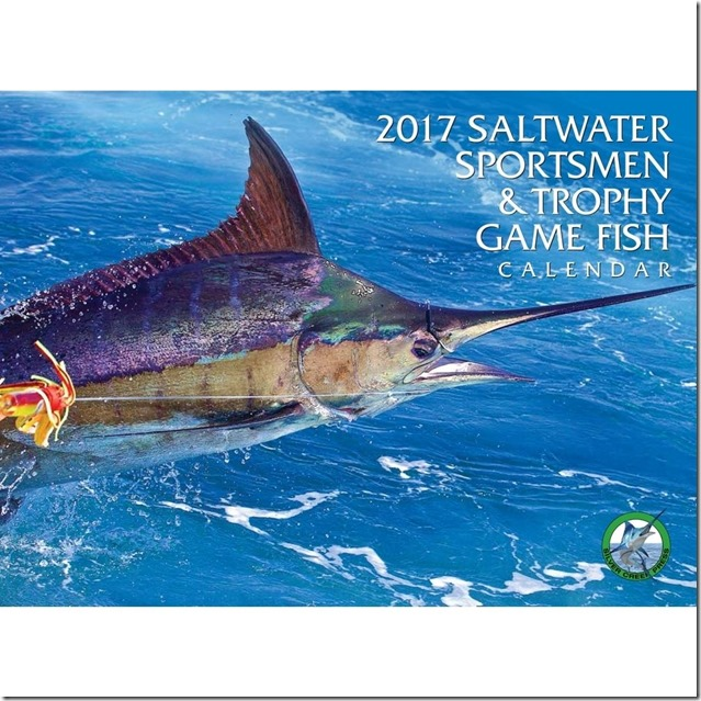 Saltwater-Sportsmen-Trophy-Fish-Wall-Calendar
