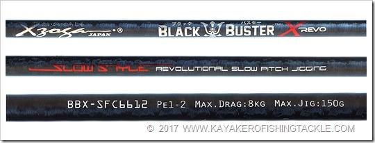 XZOGA-BLACK-BUSTER-XRevo-Cover-Serigrafie