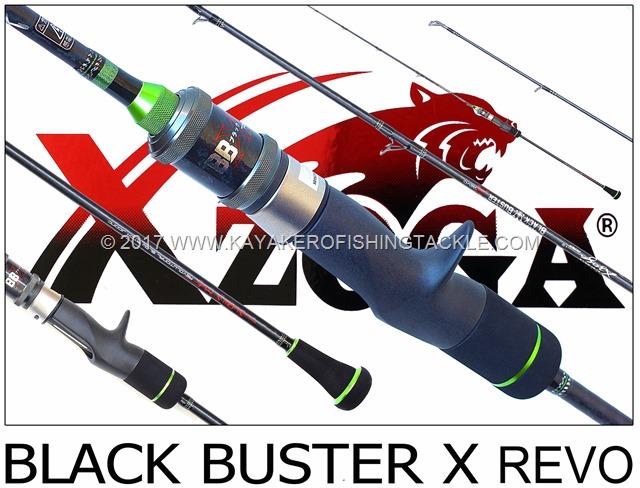 XZOGA-Black-Buster-XRevo-cover