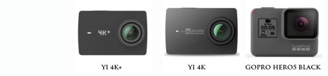 Confronto-Yi-4K-Plus-Yi-4K-GoPro-5-Black