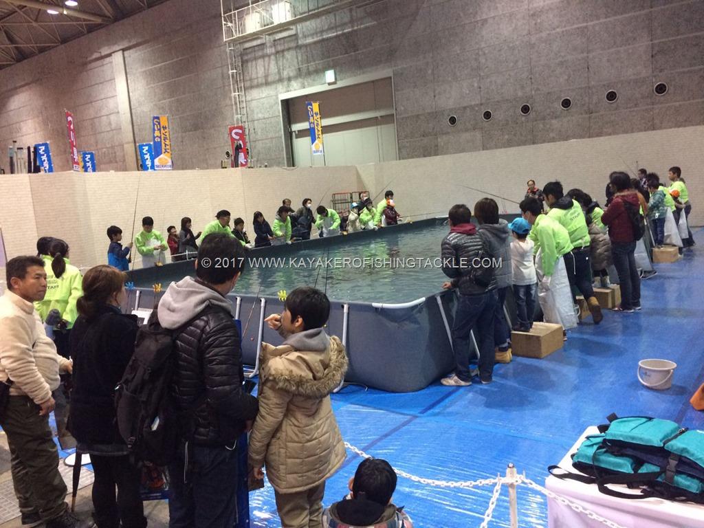 Expo Stand Bambini : Fishing show osaka