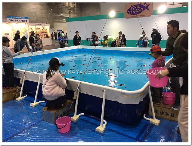 Fishing-Show-Osaka-2017-stand-e-piscina-pesca-bambini