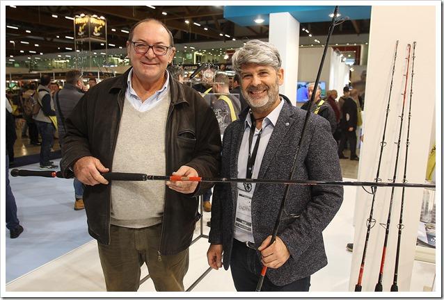 PESCARE-SHOW-2017---John-Peluffo-decano-guide-di-pesca