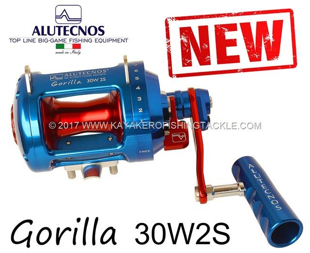 Alutecnos Gorilla 30W2S