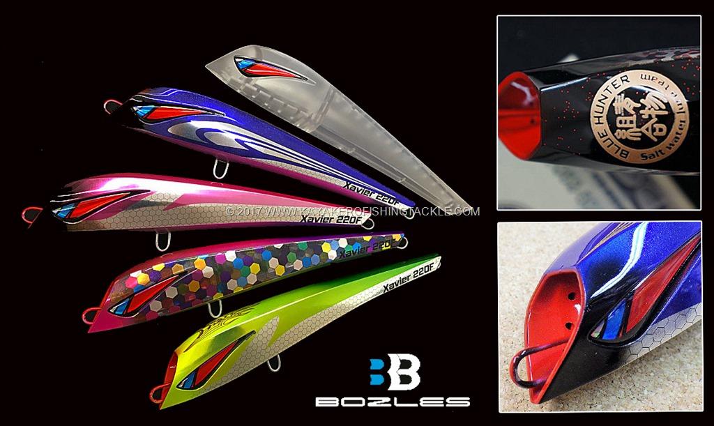 Bozles Xavier 170F – 220F