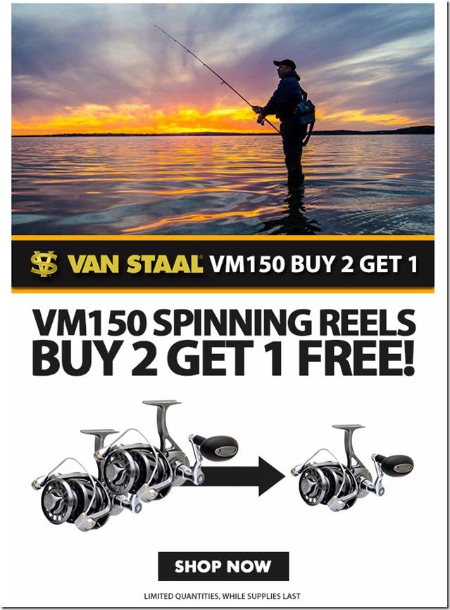 Van Staal VM150 offertissima