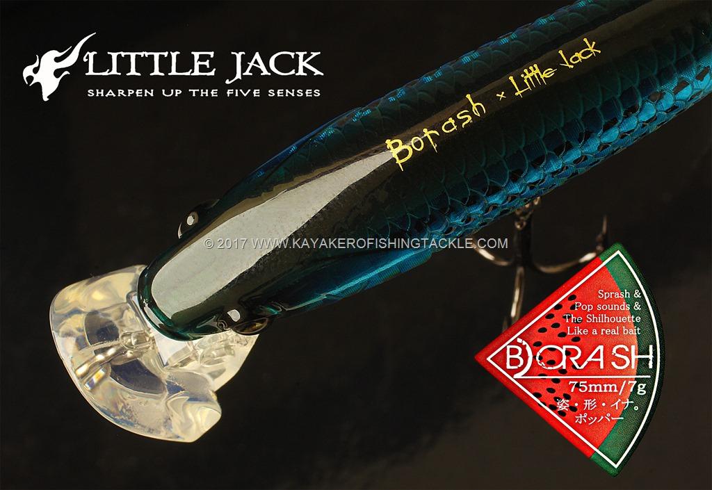 Little Jack BORASH 75