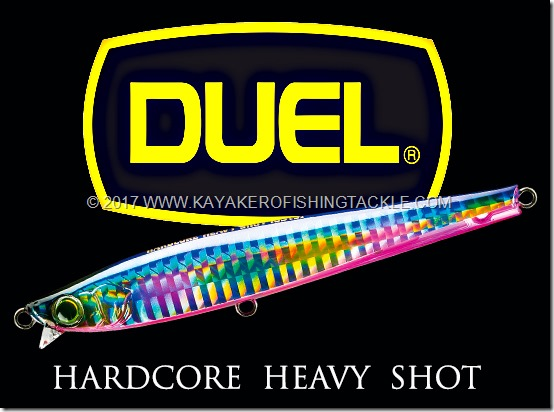 DUEL HARDCORE HEAVY SHOT cover